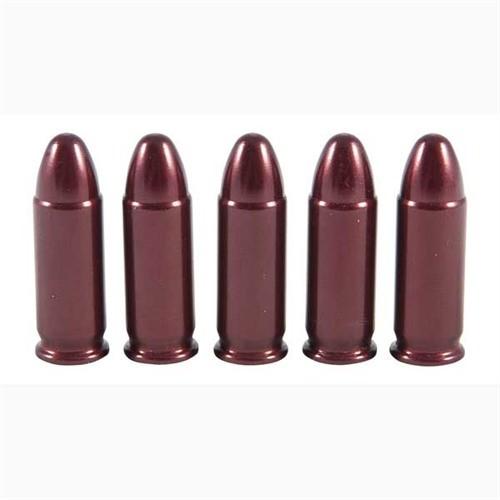 A-Zoom Pufferpatronen für Präzisions-Pistolen - Rot