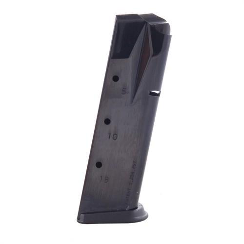 Mec-Gar Magazin Sig Sauer P228/P229 Schwarz, 9mm Luger, 15 Schuss