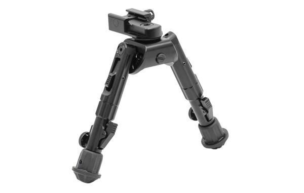 UTG Recon 360 Schwerlast Bipod / Zweibein, Verstellbereich: 142-178mm