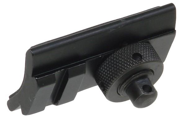 UTG Picatinny Aufname Adapter-Kit für Bipod / Zweibein