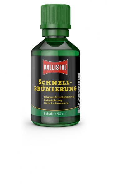 Ballistol KLEVER Schnellbrünierung