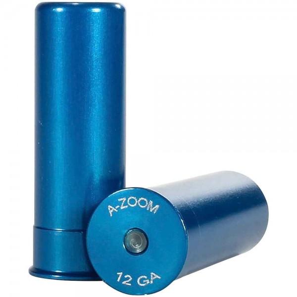 A-Zoom Pufferpatronen für Schrotflinten - Blau