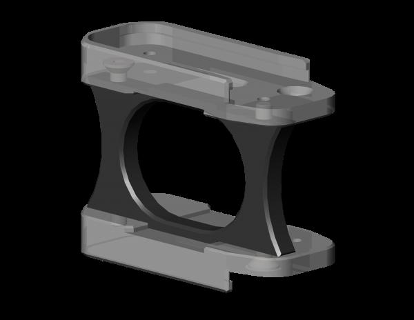 gunmania Aluminium Speed-Changer (Add-On) - für gunmania Aluminium-Magazinkoppler (GM001000004)