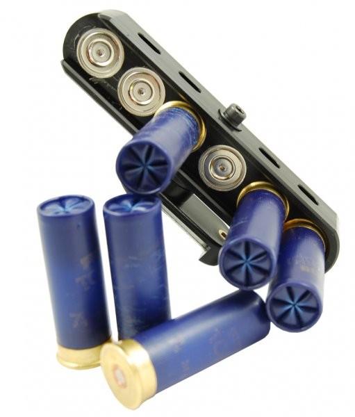 DAA Magnetischer Patronenhalter 12GA Caddy 6-Schuss