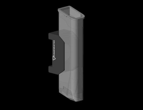 gunmania 23mm magnetischer Aluminium-Magazinhalter