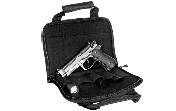 UTG Pistolentasche Deluxe schwarz