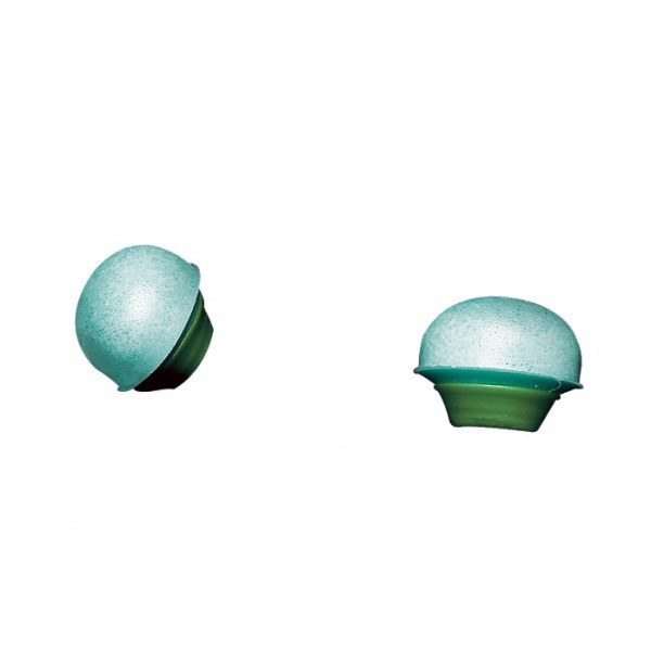 MSA 100 Paar Wiederverwendbare Schaumstoffstöpsel, Ersatzaufsätze für Bügelversion