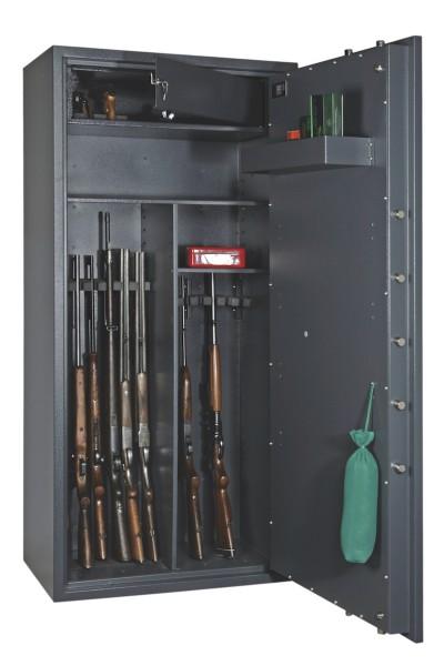 Waffenschrank Cervo Mod. V - Multi Set (EN 1143-1)