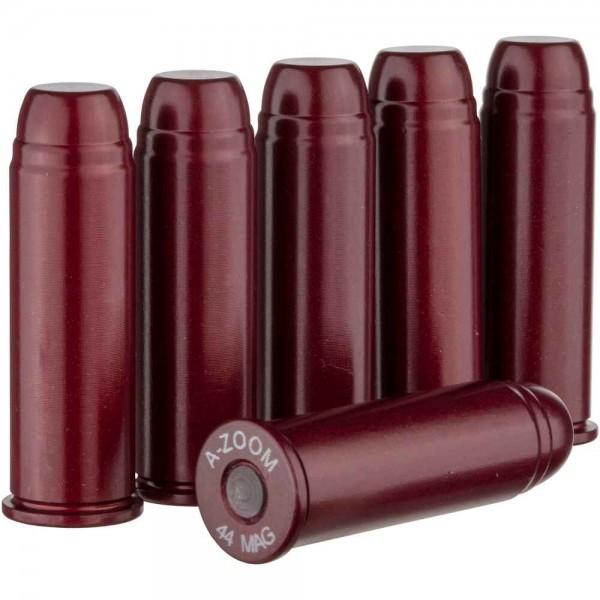 A-Zoom Pufferpatronen für Revolver - Rot