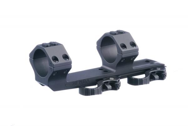 ERATAC Blockmontage - 30 mm Durchmesser - verlängerte Ausführung