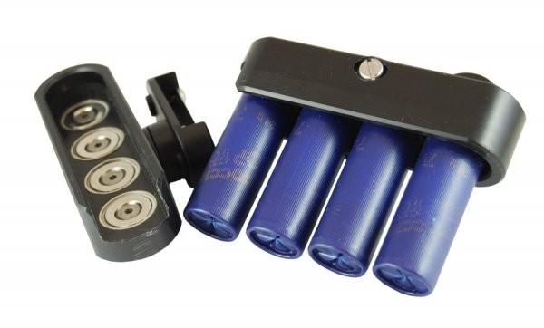 DAA Magnetischer Patronenhalter 12GA Caddy 4-Schuss